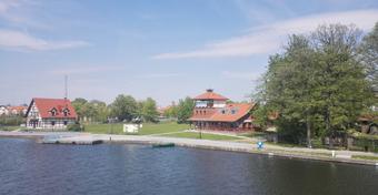 Wielkie Jeziora Mazurskie: na dalekiej północy - Kanał Węgorzewski, Węgorapa, Mamry