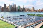 ONE°15 Brooklyn Marina. Nowa marina w Nowym Jorku