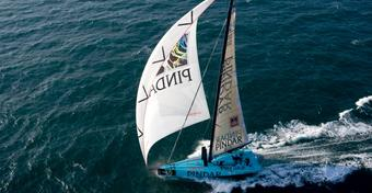 IMOCA 60 w barwach Teamu Lotto!
