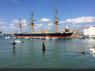 Portsmouth - Muzeum Marynarki Brytjskiej, fot: Stanisław Iwiński