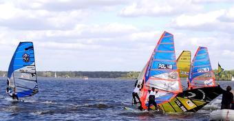 Windsurfing: Kalendarz imprez mistrzowskich 2015
