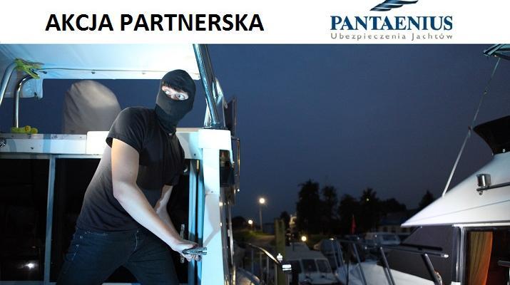 "Pantaenius ""kradnie"" z powrotem jacht motorowy"